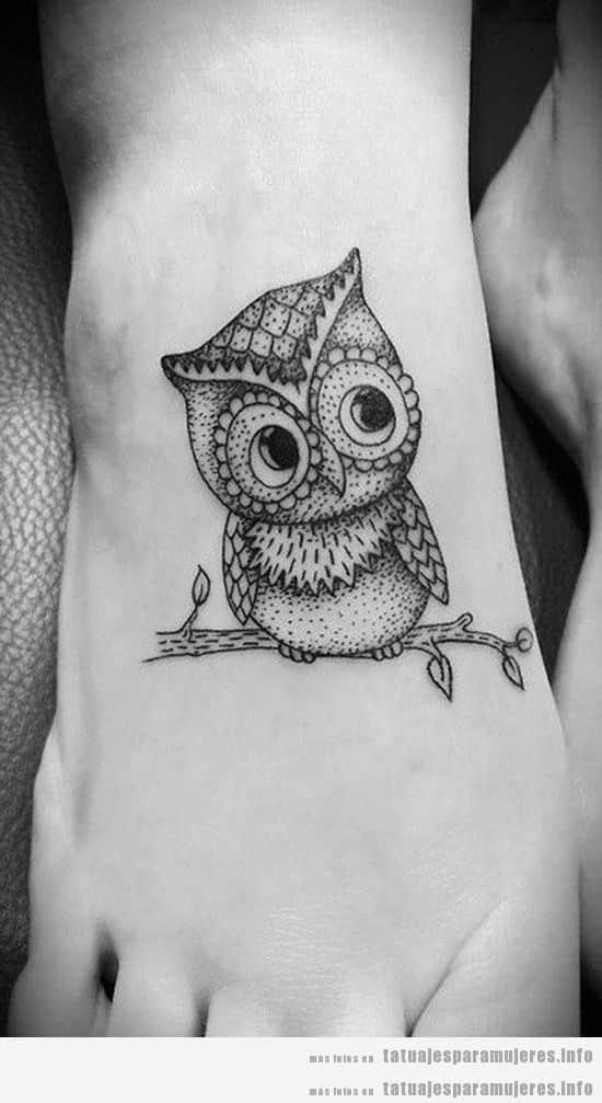 Tatuajes Para Mujeres En El Pie 45 Diseños Para Llevar Los Pies