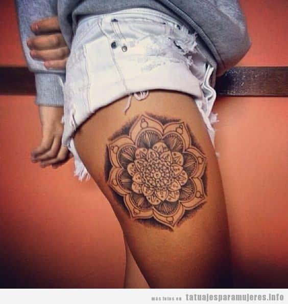 Tatuajes Para Mujer En Las Piernas Tatuajes Para Mujeres