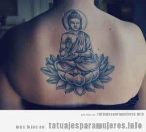 Tatuajes Espirituales En La Espalda Para Mujeres 8 Tatuajes Para
