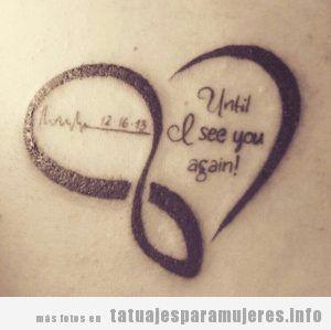 Tatuajes Recuerdo Ser Querido Fallecido 5 Tatuajes Para Mujeres