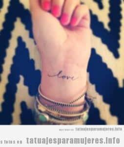 Tatuajes Para Mujer Con Caligrafía Delicada Y Elegante 7 Tatuajes