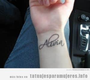 Imagenes Tatuajes De Nombres Tatuajes De Nombres En El Pecho En