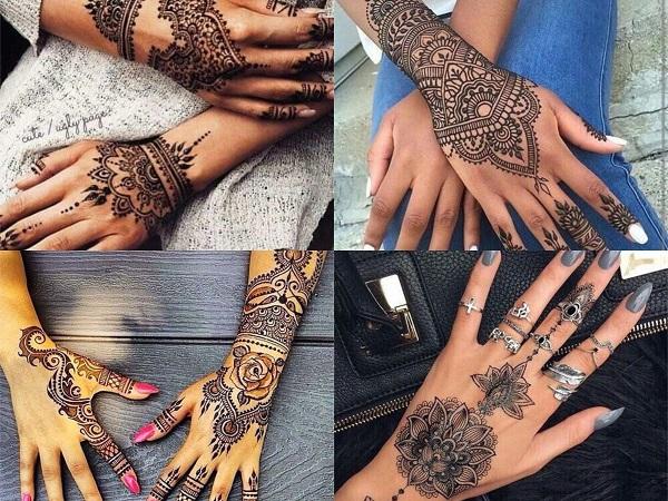 Tatuajes en la MANO para mujer: + 25 diseños atrevidos para mujeres con mucho PUNCH