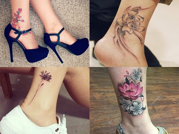 35 Tatuajes Para Mujer En El Tobillo Femeninos Y Especiales