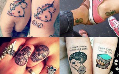 Tatuajes para amigas: estos 35 bonitos diseños os unirán para siempre