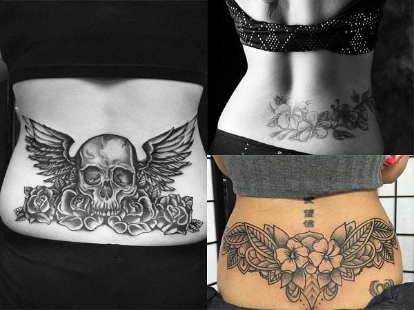 Tops para lucir tatuajes en zona lumbar