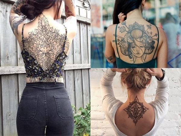 Tops para lucir tatuajes en la espalda