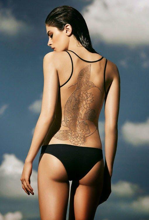Tatuajes bikini 7