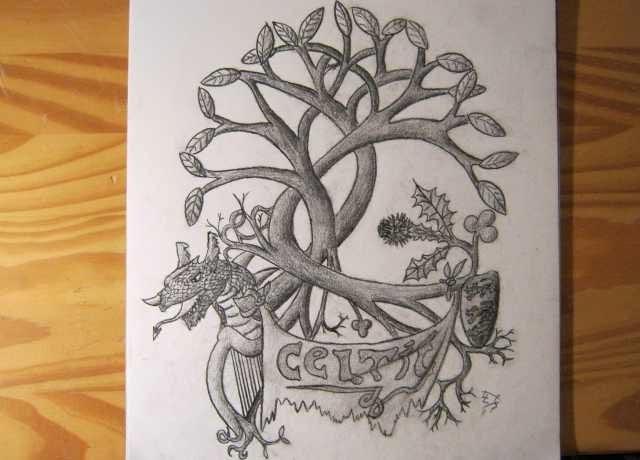 Dibujos A Lápiz Para Tatuajes • Tatuajes Para Mujeres