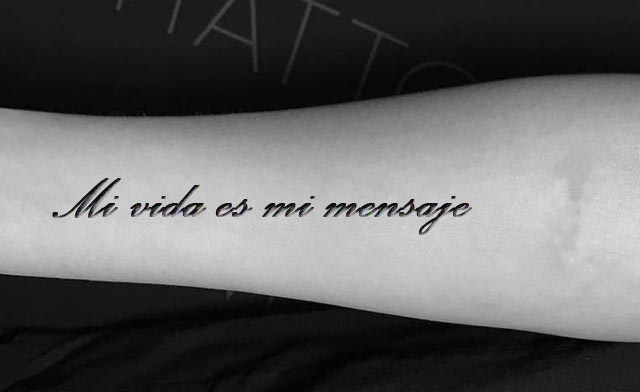 Frases Para Tatuajes En Español Muy Bonitas Tatuajes Para Mujeres