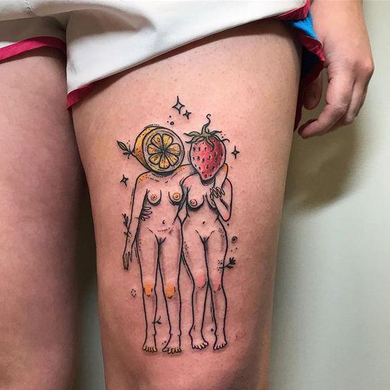 Tendencias de tatuajes para mujer que vienen en 2020