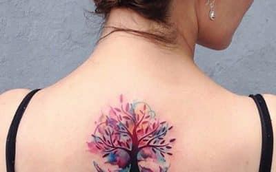 Tatuajes del Árbol de la Vida para Mujeres