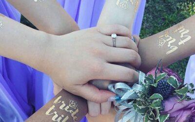 Tatuajes personalizados para bodas